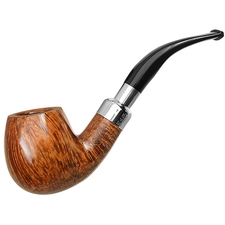 Peterson Smooth Nickel Mounted Spigot (68) Fishtail