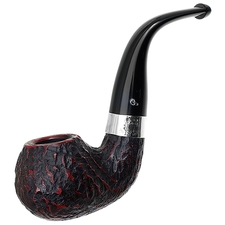Peterson Return of Sherlock Holmes Rusticated Le Strade Fishtail