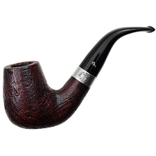 Peterson Adventures of Sherlock Holmes Sandblasted Gregson Fishtail