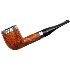 Peterson Silver Cap Natural (106) Fishtail
