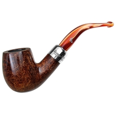 Peterson Silver Mounted Orange Army (69) Fishtail