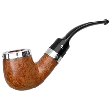 Peterson Silver Cap Natural (XL90) Fishtail