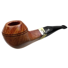 Peterson Return of Sherlock Holmes Smooth Hudson with Gold Band P-Lip