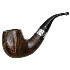 Peterson Sherlock Holmes Smooth Dark Professor Fishtail