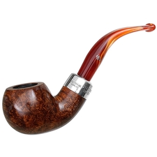 Peterson Silver Mounted Orange Army (03) Fishtail