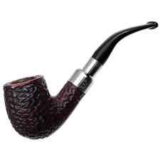 Peterson Rusticated Nickel Mounted Spigot (69) Fishtail