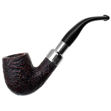 Peterson Sandblasted Nickel Mounted Spigot (69) Fishtail
