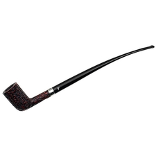 Peterson Rusticated Dublin Churchwarden Fishtail