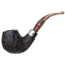 Peterson Derry Rusticated (B50) Fishtail (9mm)