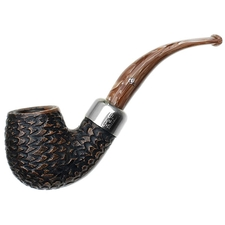 Peterson Derry Rusticated (221) Fishtail (9mm)