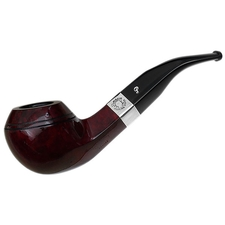 Peterson Sherlock Holmes Smooth Red Squire Fishtail