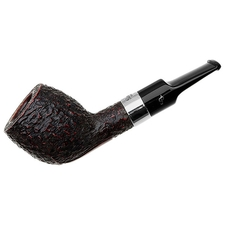 Peterson Pipe of the Year 2017 Rusticated Fishtail