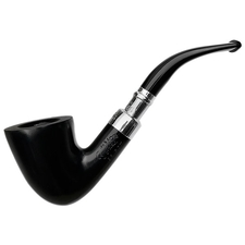 Peterson Ebony Spigot (D15) Fishtail