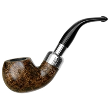 Peterson Smooth Nickel Mounted Spigot (03) Fishtail