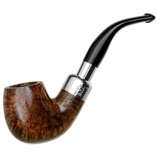 Peterson Smooth Nickel Mounted Spigot (221) Fishtail (9mm)