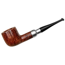 Peterson Smooth Nickel Mounted Spigot (606) Fishtail