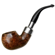 Peterson Smooth Nickel Mounted Spigot (03) Fishtail (9mm)