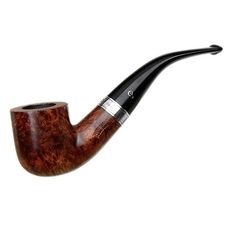 Peterson Dublin Silver (01) Fishtail
