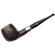 Peterson Arklow Sandblasted Brown (86) Fishtail