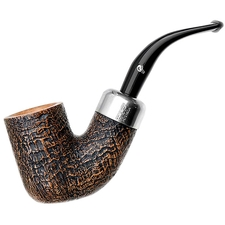 Peterson Arklow Sandblasted Brown (XL339) Fishtail