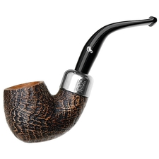 Peterson Arklow Sandblasted Brown (230) Fishtail