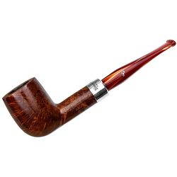 Peterson Silver Mounted Orange Army (106) Fishtail