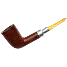 Peterson Smooth Amber Stem Spigot (124) P-Lip