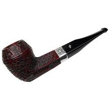 Peterson Sherlock Holmes Rusticated Baker Street Fishtail