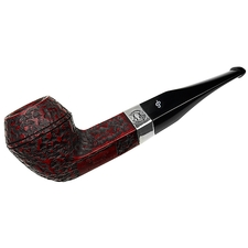 Peterson Sherlock Holmes Rusticated Baker Street Fishtail