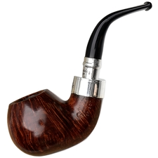 Peterson Smooth Walnut Spigot (XL02) Fishtail