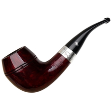 Peterson Sherlock Holmes Smooth Red Deerstalker Fishtail