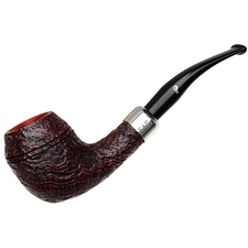 Peterson Arklow Sandblasted Red (XL14) Fishtail