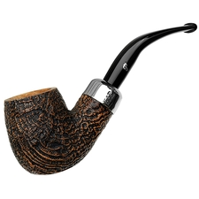 Peterson Arklow Sandblasted Brown (XL90) Fishtail