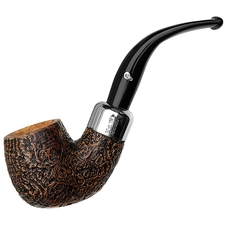 Peterson Arklow Sandblasted Brown (221) Fishtail
