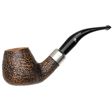 Peterson Arklow Sandblasted Brown (B11) Fishtail