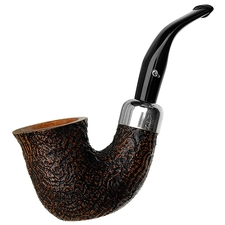 Peterson Arklow Sandblasted Brown (XL11) Fishtail