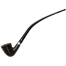 Peterson Smooth Grey Churchwarden (D15) Fishtail