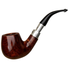 Peterson Smooth Walnut Spigot (68) Fishtail