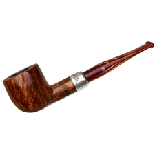 Peterson Silver Mounted Orange Army (606) Fishtail