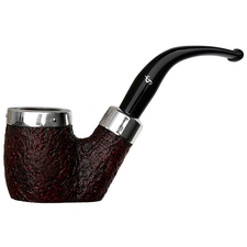 Peterson Silver Cap Sandblasted (304) Fishtail