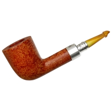 Peterson Smooth Amber Stem Spigot (120) P-Lip