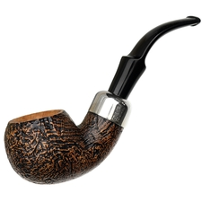 Peterson Arklow Sandblasted Brown (03) Fishtail