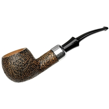 Peterson Arklow Sandblasted Brown (408) Fishtail