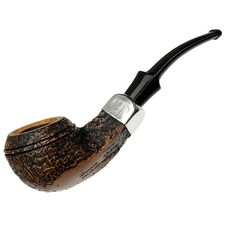 Peterson Arklow Sandblasted Brown (80S) Fishtail