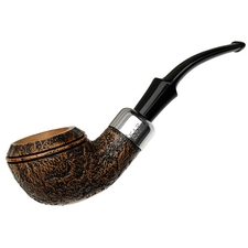 Peterson Arklow Sandblasted Brown (999) Fishtail