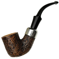 Peterson Arklow Sandblasted Brown (338) Fishtail