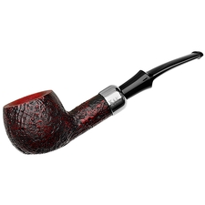 Peterson Arklow Sandblasted Red (408) Fishtail