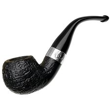 Peterson Dublin Edition Sandblasted (03) Fishtail