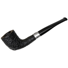 Peterson Dublin Edition Sandblasted (268) Fishtail