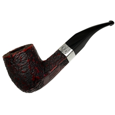 Peterson Dublin Edition Rusticated (B53) Fishtail